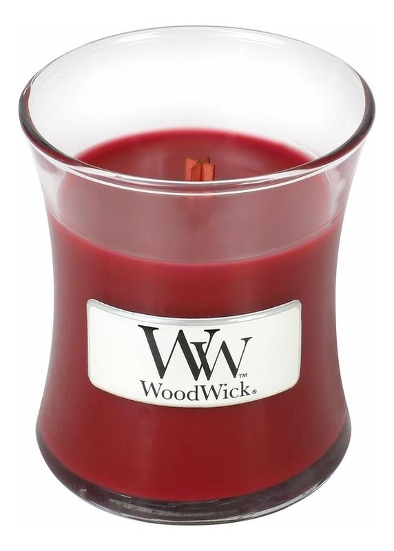 Фото - Ароматическая свеча Pomegranate: свеча 85г ароматическая свеча vanilla bean свеча 85г