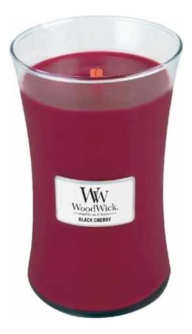 Фото - Ароматическая свеча Black Cherry: Свеча 609,5г свеча