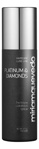 Бриллиантовая cыворотка-люкс для волос с платиной Platinum & Diamonds The Volume Luxurious Serum: Сыворотка 150мл
