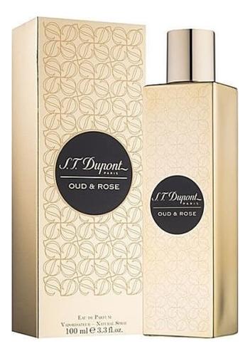 Фото - S.T. Dupont Oud & Rose: парфюмерная вода 100мл dupont stdupont