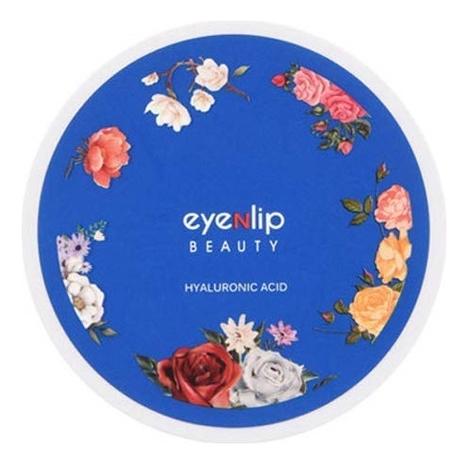 Патчи для кожи вокруг глаз гидрогелевые с гиалуроновой кислотой Hyaluronic Acid Hydrogel Eye Patch 60шт недорого