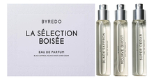 Byredo  La Selection Boisee Set