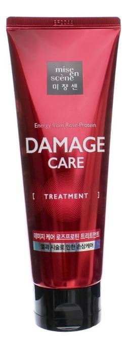 Маска для поврежденных волос Damage Care Treatment: Маска 330мл shiseido damage care treatment