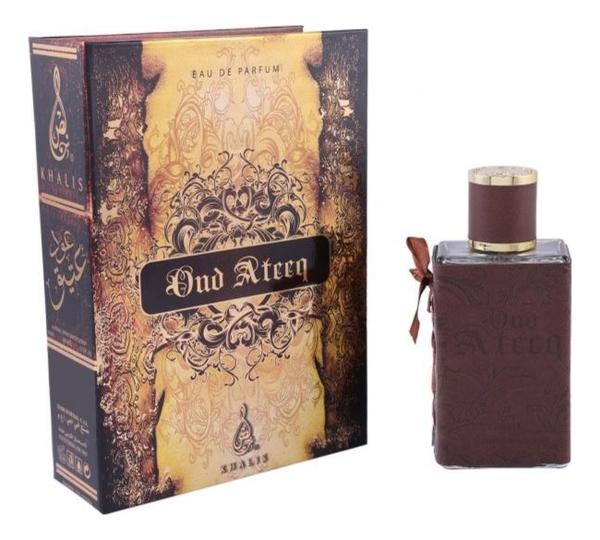 Oud Ateeq: парфюмерная вода 80мл недорого