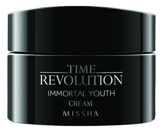 Антивозрастной питательный крем для лица Time Revolution Immortal Youth Cream 50мл biotherm force supreme youth reshaping cream крем антивозрастной