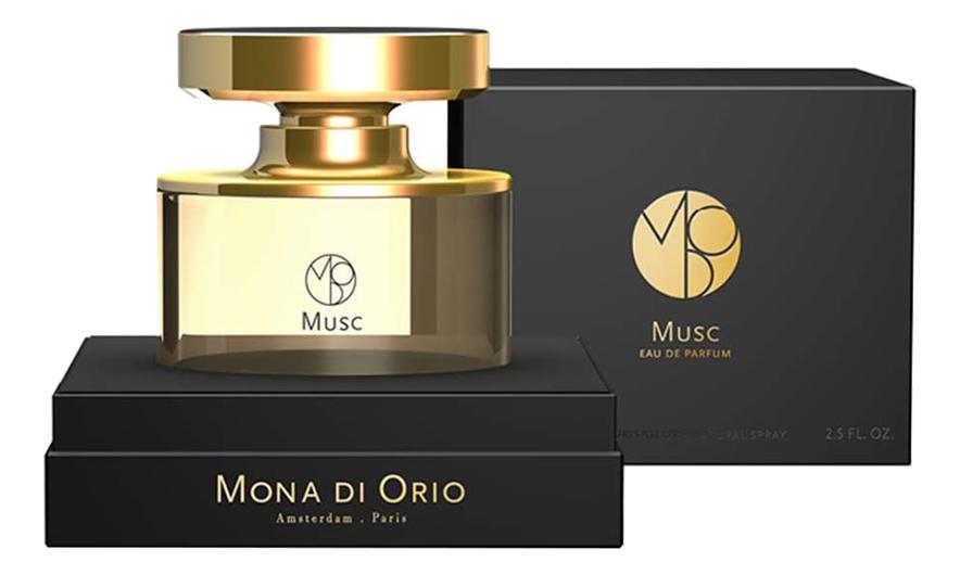 Купить Musc: парфюмерная вода 75мл, Mona di Orio
