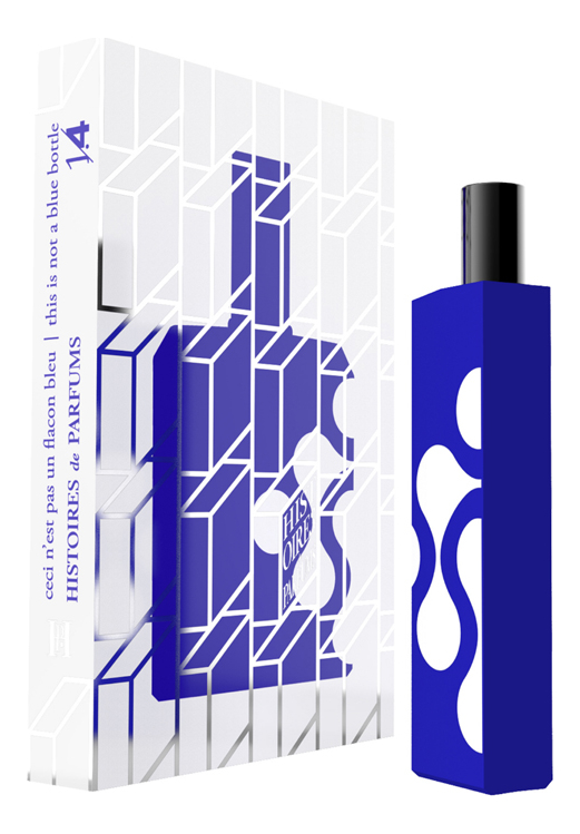 Histoires De Parfums This Is Not A Blue Bottle 1.4: парфюмерная вода 15мл фото