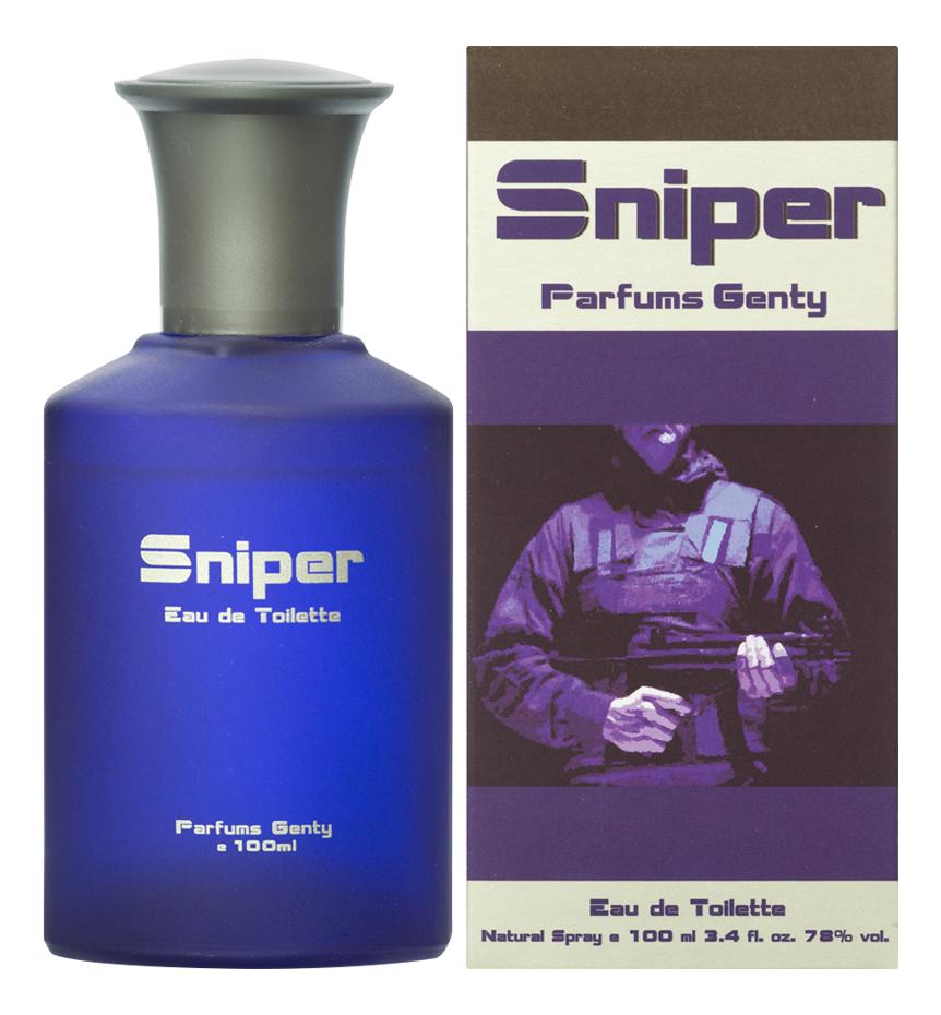 цена Parfums Genty Sniper: туалетная вода 100мл онлайн в 2017 году