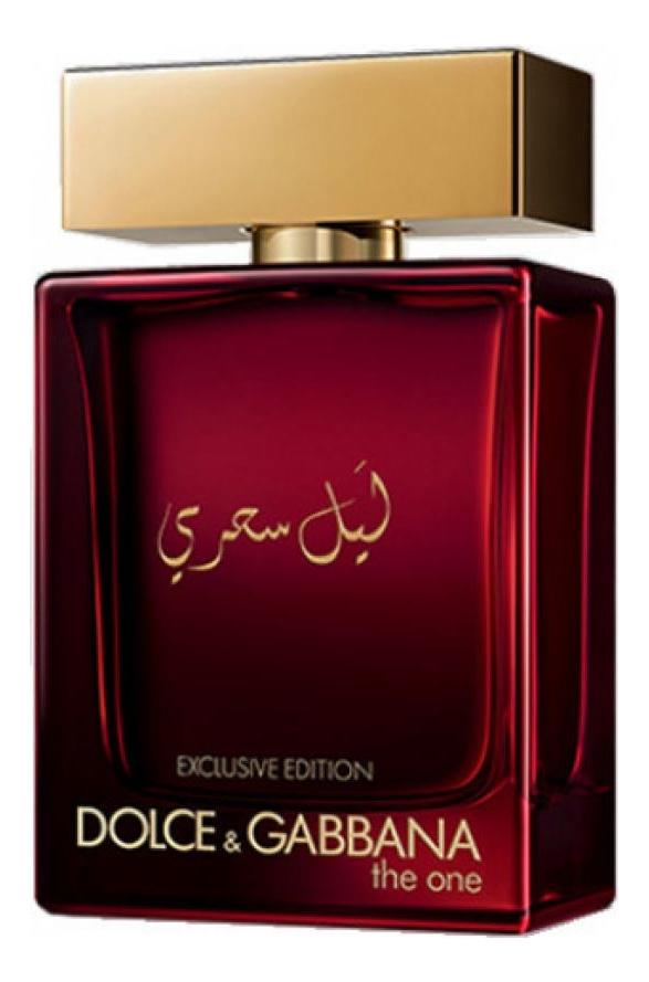 Dolce Gabbana (D&G) The One Mysterious Night: парфюмерная вода 100мл тестер