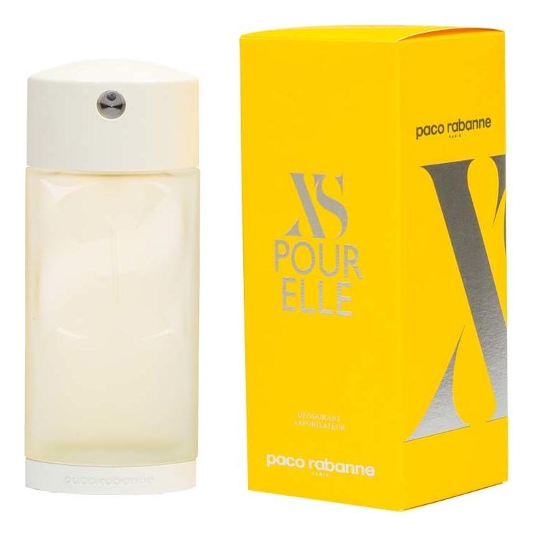 Купить Paco Rabanne XS Pour Elle: дезодорант 100мл
