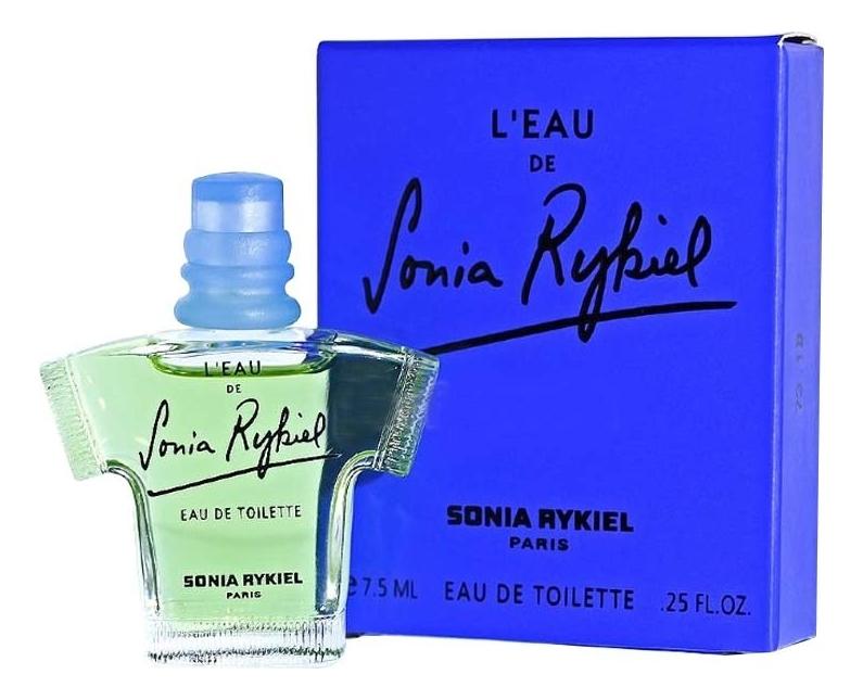 Sonia Rykiel L'Eau De Sonia Rykiel: туалетная вода 7,5мл