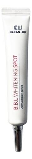Сыворотка осветляющая для лица и кожи вокруг глаз Clean-Up B.B.L Whitening Spot 10мл