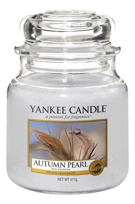 Ароматическая свеча Autumn Pearl: Свеча 411г