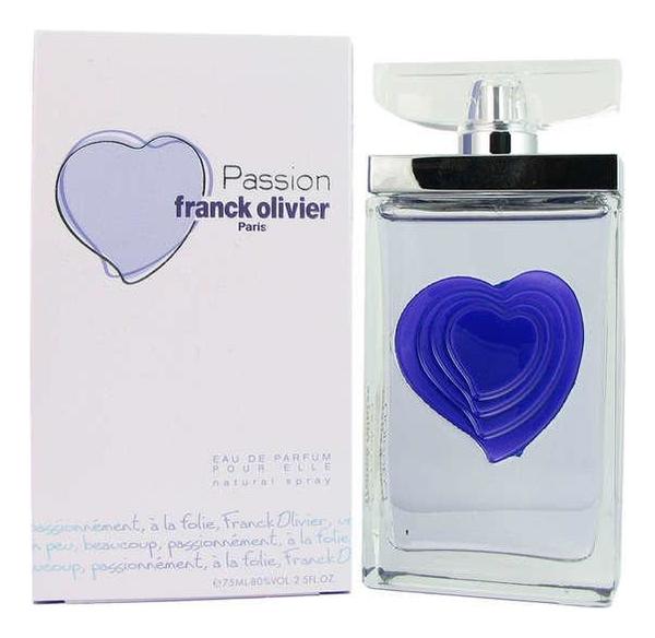 Купить Franck Olivier Passion Women: парфюмерная вода 75мл