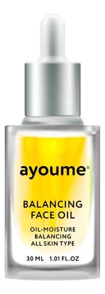 Масло для лица восстанавливающее с экстрактом подсолнуха Balancing Face Oil 30мл недорого