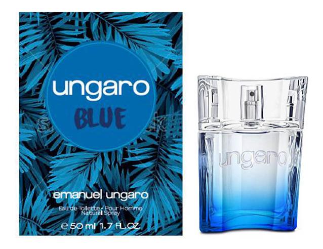 Ungaro Blue: туалетная вода 50мл