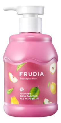Гель для душа My Orchard Quince Body Wash 350мл (айва) frudia тонизирующий гель скраб для душа с маракуйей my orchard passion fruit scrub body wash 200 мл