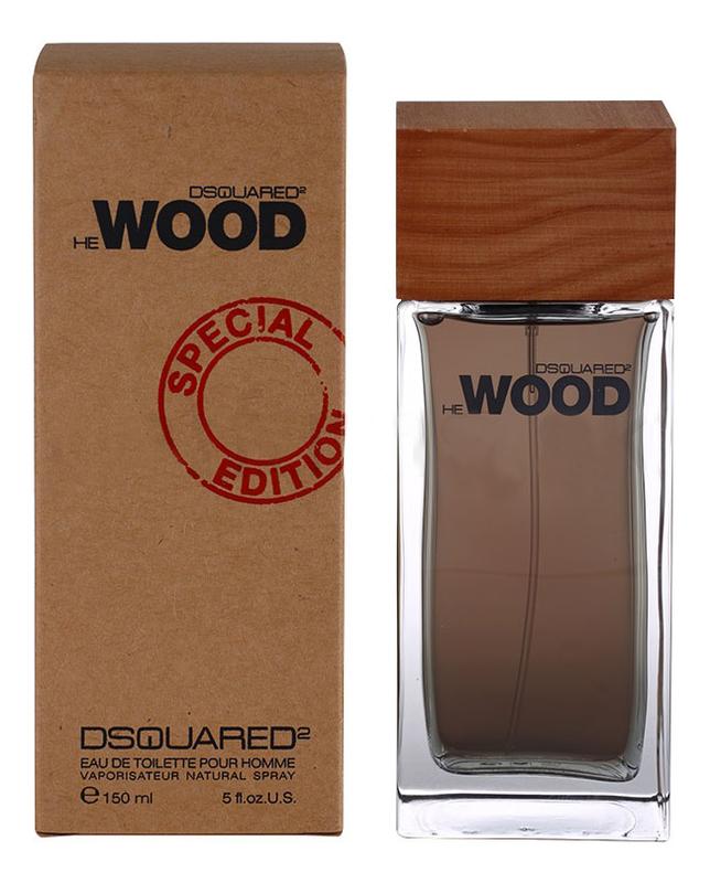 Dsquared2 He Wood: туалетная вода 150мл dsquared2 he wood intense