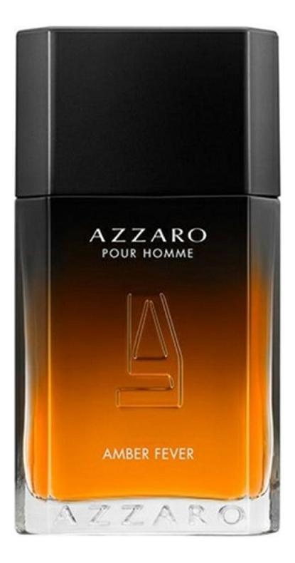 Фото - Amber Fever Pour Homme: туалетная вода 100мл тестер туалетная вода azzaro azzaro pour homme amber fever 100 мл