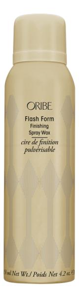Фото - Спрей-воск для укладки волос Flash Form Finishing Spray Wax: Спрей-воск 150мл спрей для укладки волос impermeable anti humidity spray спрей 75мл