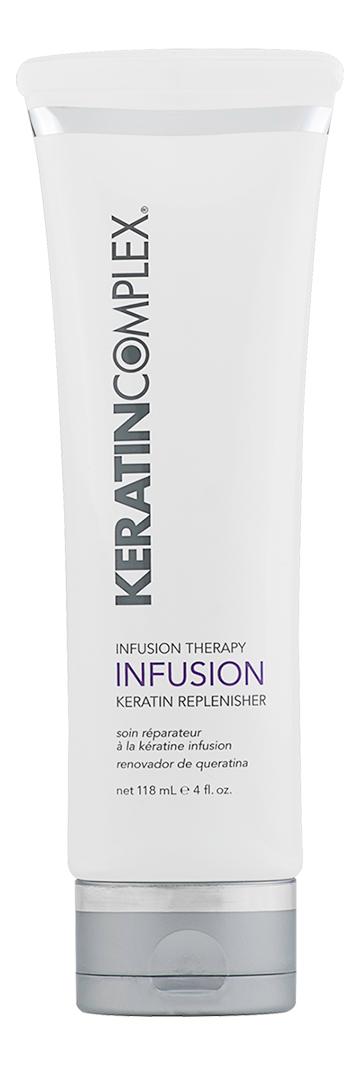 Восполнитель кератина для волос Infusion Therapy Keratin Replenisher: 118мл