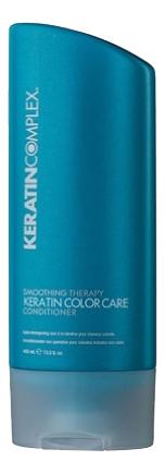 Кондиционер с кератином для окрашенных волос Keratin Color Care Conditioner: Кондиционер 400мл недорого