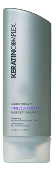 Фото - Шампунь для поддержания яркости цвета Color Therapy Timeless Color Fade-Defy Shampoo: Шампунь 400мл оттеночный шампунь для поддержания цвета color protect shampoo 250мл copper
