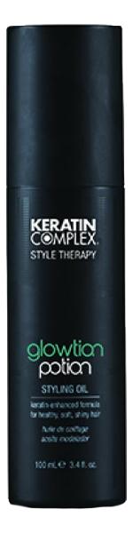 Эликсир для укладки волос Style Therapy Glowtion Potion Styling Oil 100мл со эликсир купить