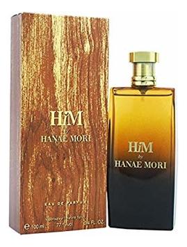 Him: парфюмерная вода 100мл hanae mori no 4 туалетная вода 100мл