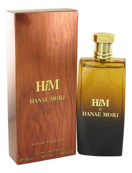 Him: туалетная вода 100мл hanae mori no 4 туалетная вода 100мл