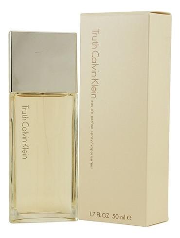 Купить Truth women: парфюмерная вода 50мл, Calvin Klein
