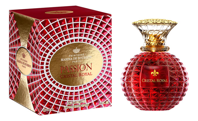 Princesse Marina De Bourbon Passion Cristal Royal: парфюмерная вода 100мл