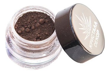 Тени для век Кристалл Dекор 1,5г: Бистр-сатин (новый дизайн) румяна для лица кристалл dекор 5г бурбон сатин новый дизайн