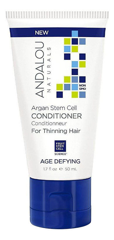 Фото - Укрепляющий кондиционер для ослабленных волос Age Defying Argan Stem Cell Conditioner: Кондиционер 50мл укрепляющий шампунь для ослабленных волос age defying argan stem cell shampoo 340мл шампунь 340мл