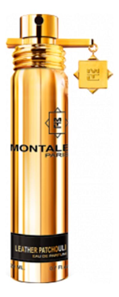 Купить Leather Patchouli: парфюмерная вода 20мл, Montale