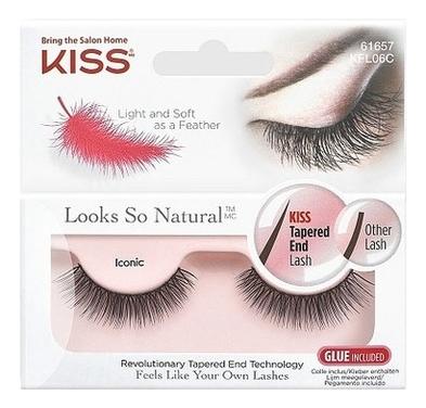 Накладные ресницы Looks So Natural Eyelashes: Iconic KFL06C
