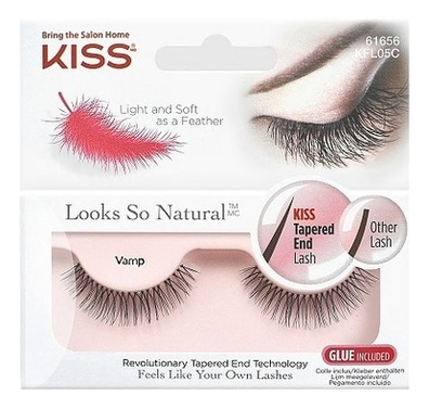 Накладные ресницы Looks So Natural Eyelashes: Vamp KFL05C