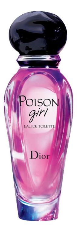 Фото - Christian Dior Poison Girl Eau De Toilette: туалетная вода 20мл roller тестер christian dior poison girl eau de toilette туалетная вода 100мл тестер