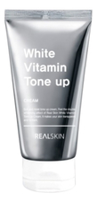 Real Skin Крем для лица White Vitamin Tone-Up Cream 100мл