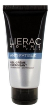 Lierac Восстанавливающий гель-крем для усталой кожи Homme Anti-Fatigue Gel-Creme Energisant 50мл