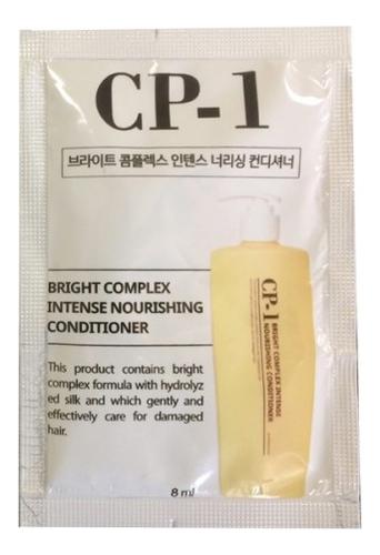 Протеиновый кондиционер для волос CP-1 Bright Complex Intense Nourishing Conditioner: Кондиционер 50*8мл esthetic house шампунь протеиновый cp 1 bright complex intense nourishing version 2 0 100 мл