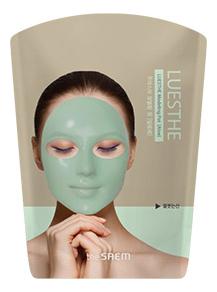 Маска для лица альгинатная с экстрактом алоэ вера Luesthe Modeling Pot Aloe 25г