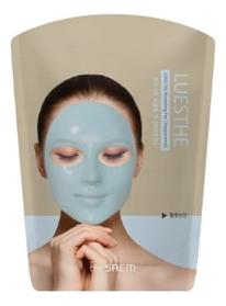 Купить Маска для лица альгинатная с экстрактом перечной мяты Luesthe Modeling Pot Peppermint 25г, The Saem