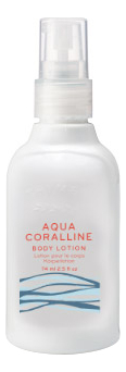 Купить Лосьон для тела Aqua Coralline Body Lotion: Лосьон 74мл, Thymes