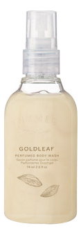 Купить Гель для душа Goldleaf Perfumed Body Wash: Гель 74мл, Thymes