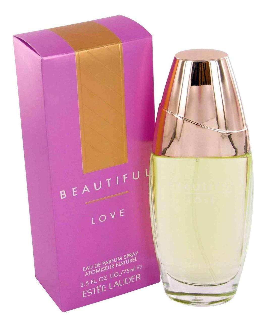 Beautiful Love: парфюмерная вода 75мл estee lauder beautiful magnolia eau de parfum