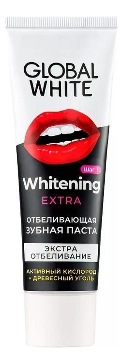 Купить Зубная паста Активный кислород Extra Whitening: Зубная паста 30мл, GLOBAL WHITE