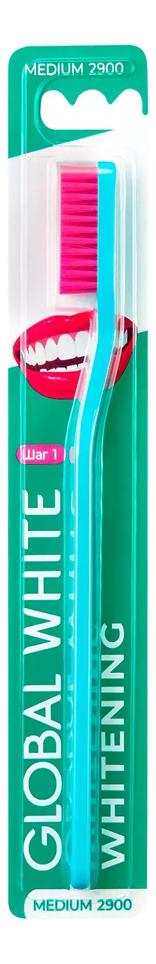 Зубная щетка Whitening Effect Toothbrush Medium (в ассортименте) зубная щетка отбеливающая extra whitening toothbrush в ассортименте