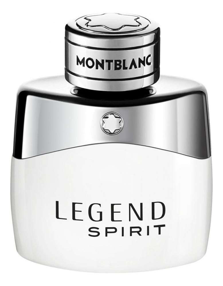 Legend Spirit: туалетная вода 50мл тестер mont blanc legend men туалетная вода 100мл