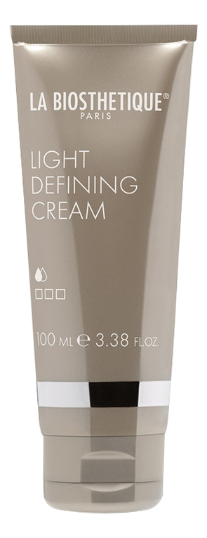 Стайлинг-крем для волос Light Defining Cream 100мл chi luxury black seed oil curl defining cream gel